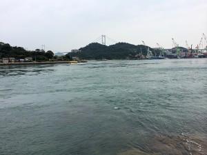 2013バス釣り四国遠征 愛媛県 2日目