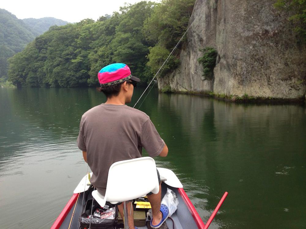 2013年夏の相模湖バス釣りまとめ