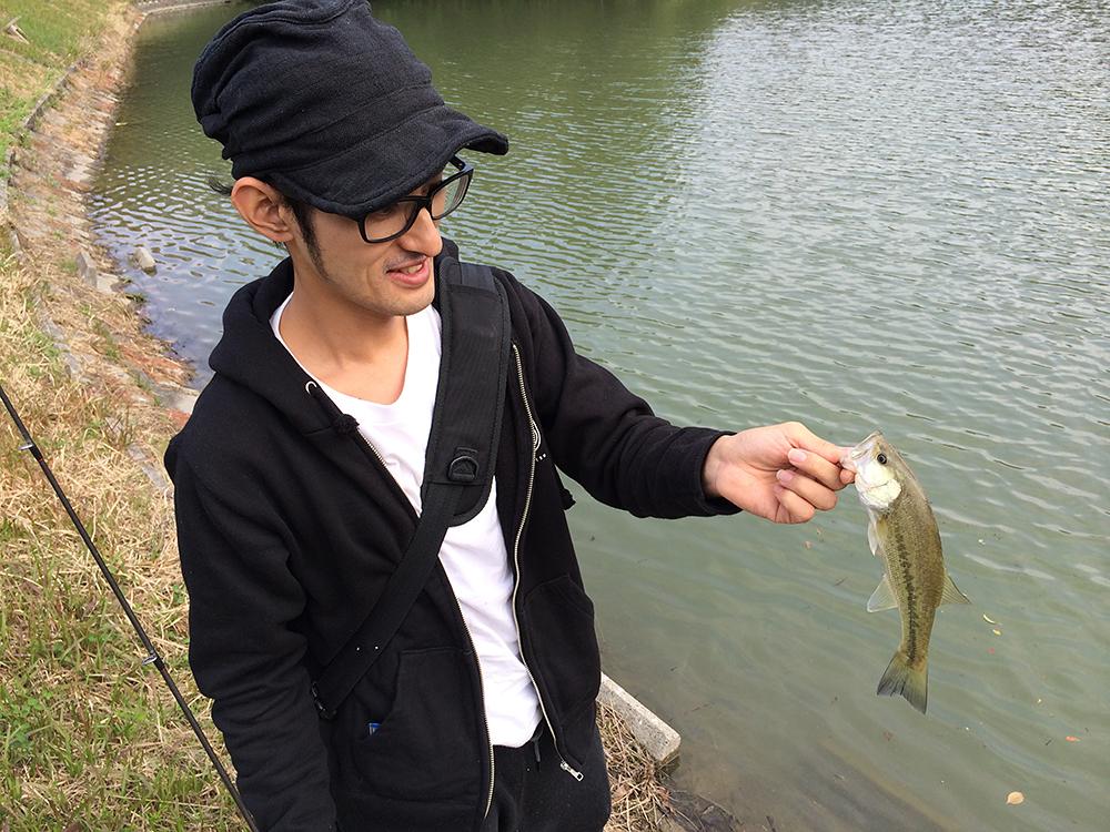 2013バス釣り四国遠征 愛媛県 初日