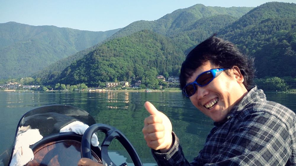プロからバス釣りを学びたい!! 5月の河口湖 篇